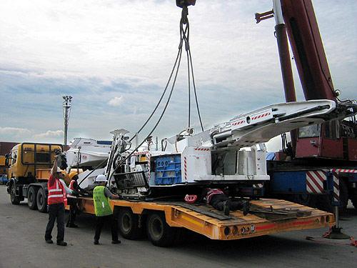 Ro Ro Freight Forwarding | Baylink