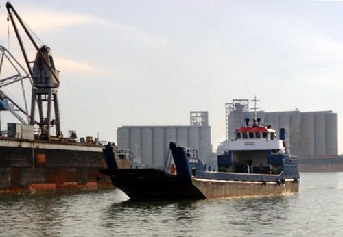 MV Alfa Lima Star, Singapore to Surabaya