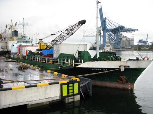 MV Power Jet, Singapore to Manado
