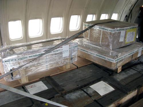 Air Plane TMG301 – Manado