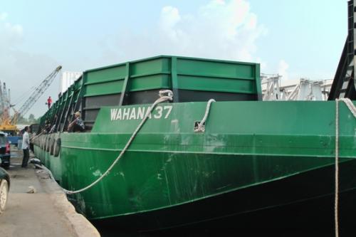 Wahawa 37 Batam to Luwe Hulu